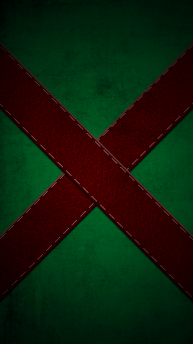 martian manhunter iphone wallpaper by