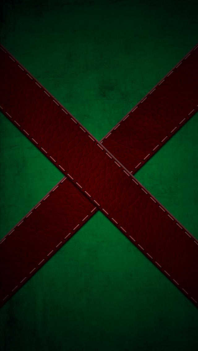 martian manhunter iphone wallpaper by
