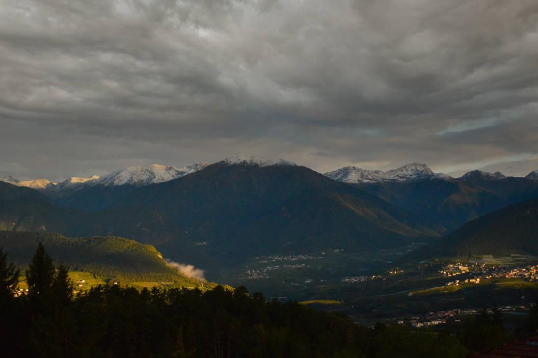 Mountain View Dark