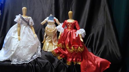 period dress by titanicc1912