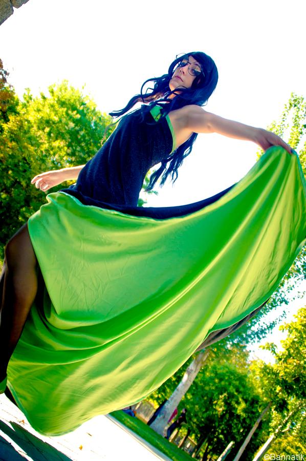 Green by Akhya