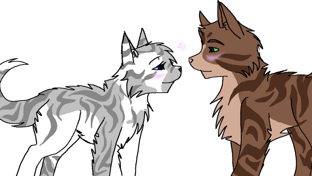 Ivypool Foxleap by camilionkdIvypool And Foxleap