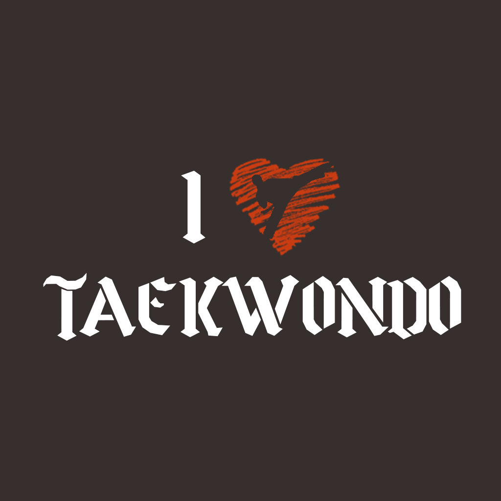 Taekwondo Quotes I Love Taekwondomichaelagn On Deviantart