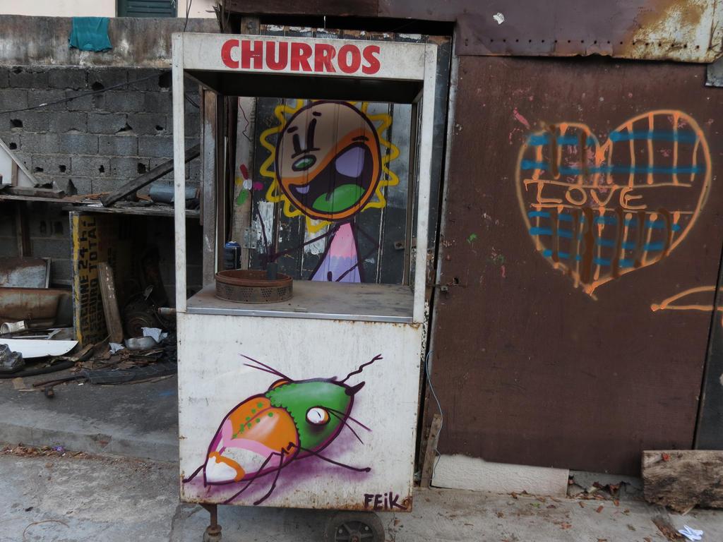 Perdido 28 Churros by feik-graffiti