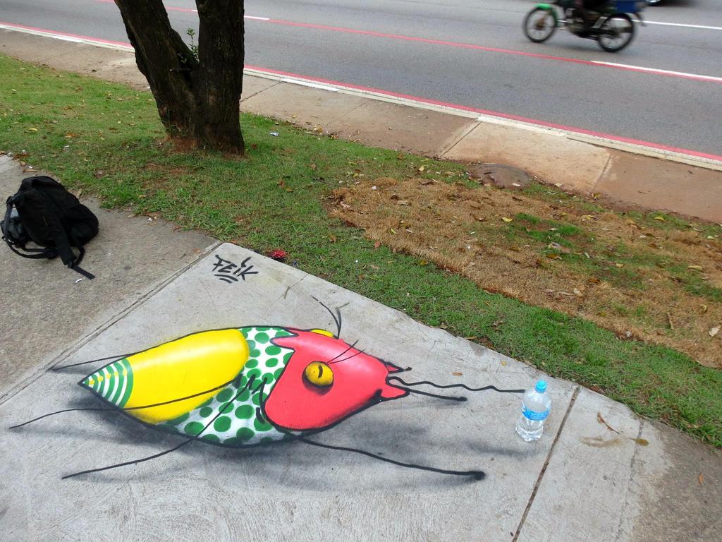 Chao 1 by feik-graffiti
