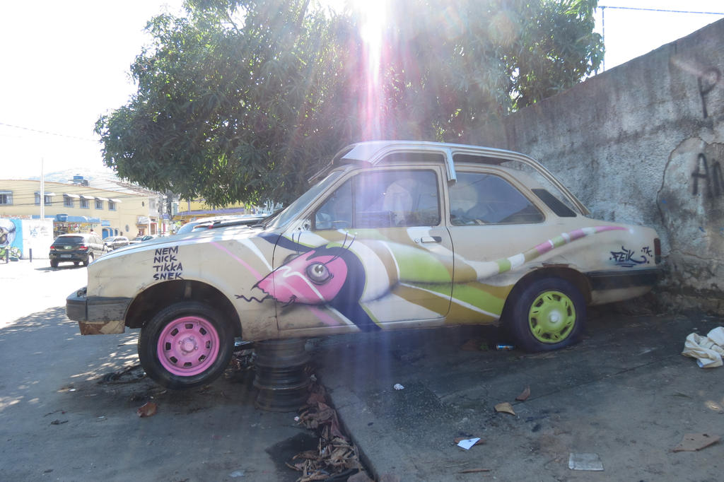 Carro by feik-graffiti