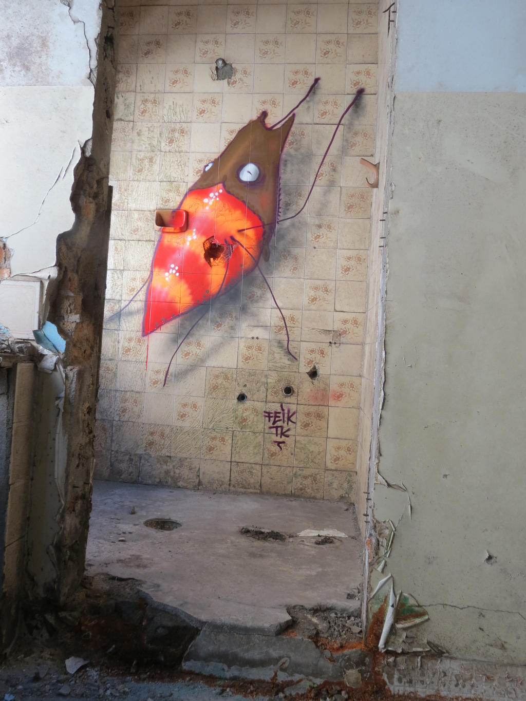 insects by feik-graffiti