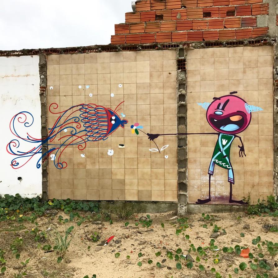long long ... by feik-graffiti