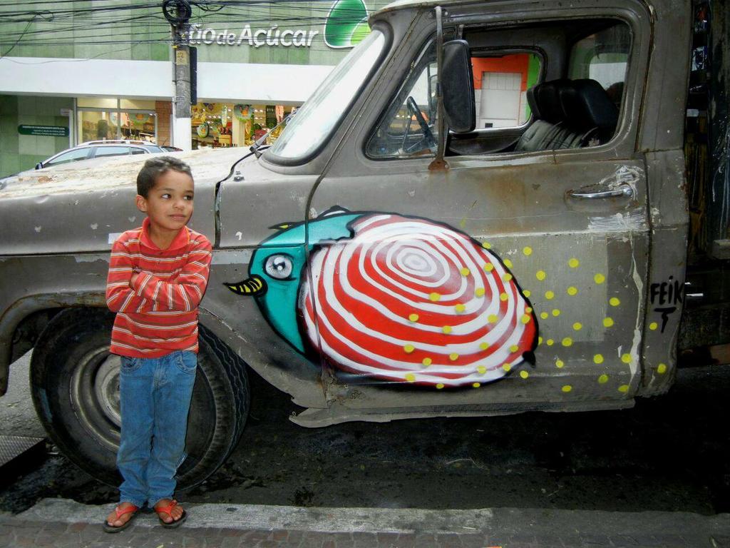 Carro 25 by feik-graffiti
