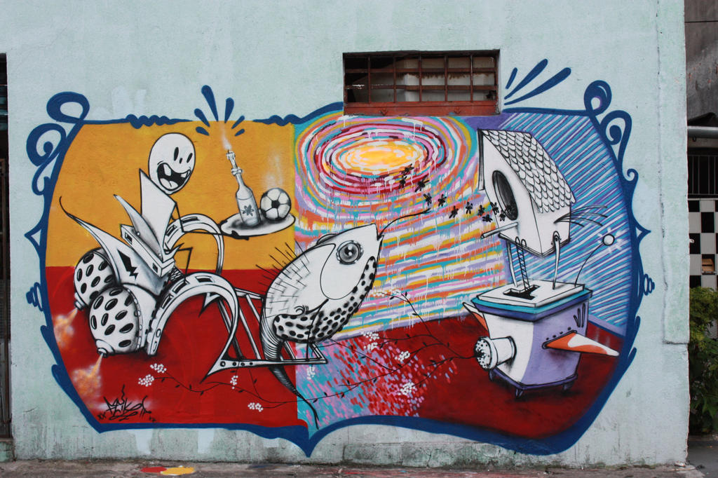 ...! by feik-graffiti