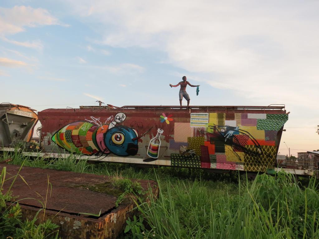 alegria de pintar by feik-graffiti