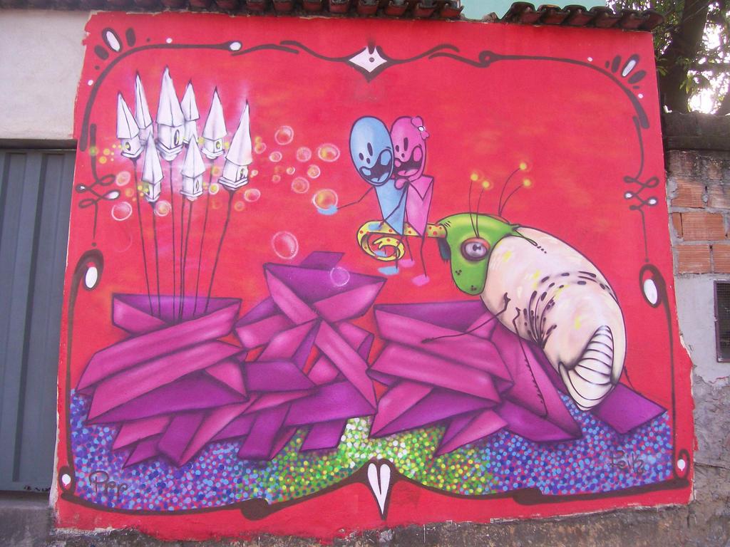 feik and perera by feik-graffiti