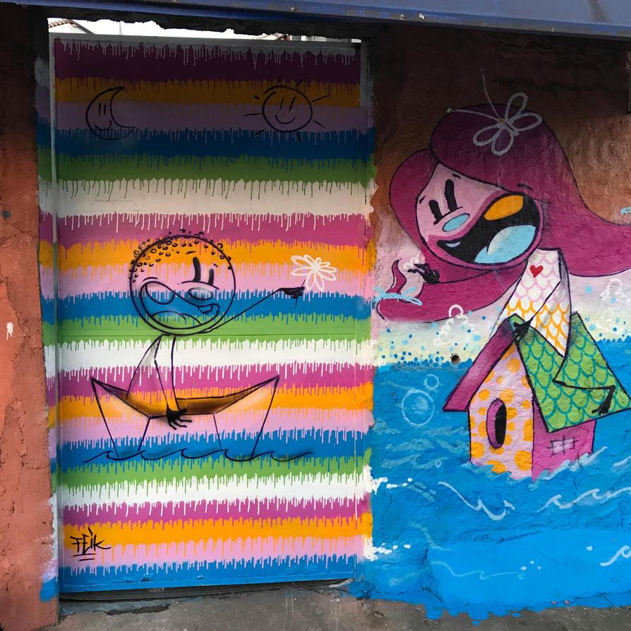 para voce ! by feik-graffiti