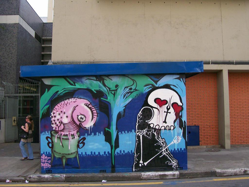 Feik , Nem , Bugre by feik-graffiti