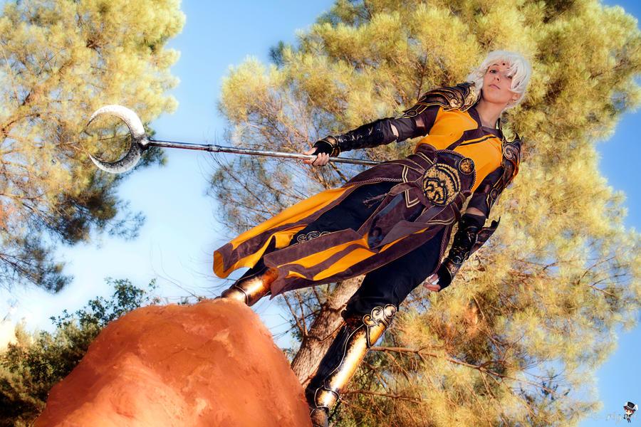 Diablo III - Monk 03 by Lili-cosplay
