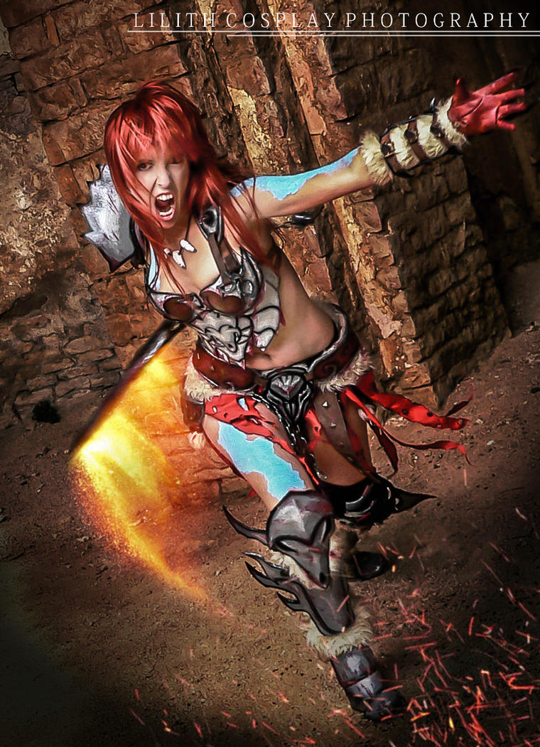 More Fury ! by Lili-cosplay