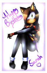 Happy Birthday Sarah!!!! by Undead-Dreamsx