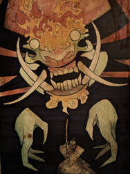 The great AKU! by lincolnbenefiel