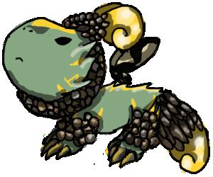 Spencer's Ref by DragonWarriorKirby