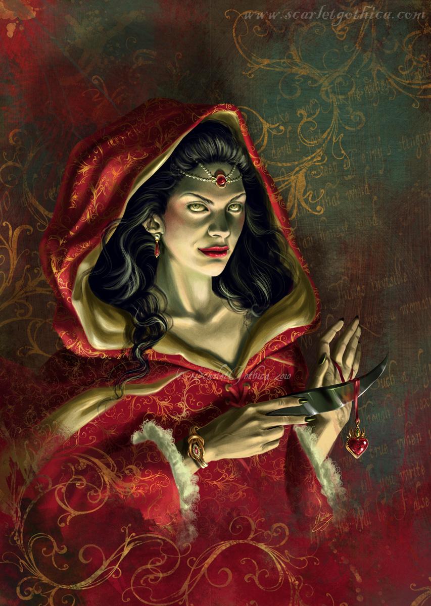 The Lilim - Morwanneg by Claudia-SG