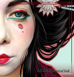 Scarlet Geisha by Claudia-SG