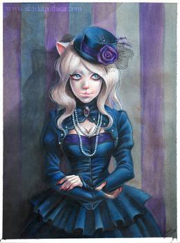 Cat Lady: Gothic