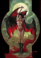 Vampirella. by Claudia-SG