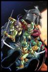 TMNT#47 variant cover