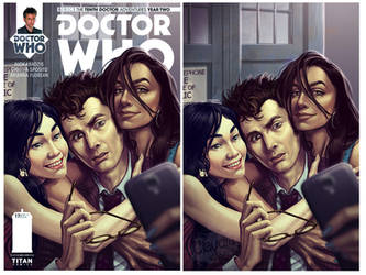 A Selfie With The Doctor