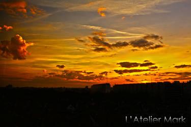 Sunrise - Mark Mikolai by LAtelierMark