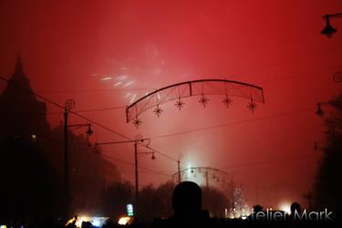 Fireworks - Mark Mikolai by LAtelierMark
