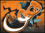 Huwa - Graffiti
