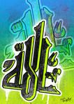 Allah - Graffiti
