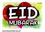 Eid Card VII