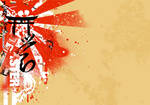 Twitter Background - Oriental