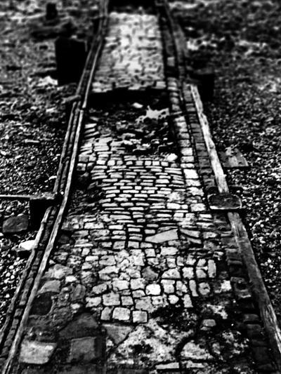 Broken Path by Teakster