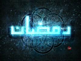 Ramadan Mubarak by Teakster