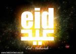 Eid Card IX