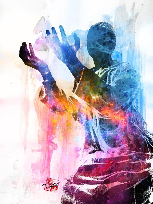 Prayer III by Teakster