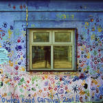 Colourful Window by Teakster