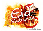 Eid Card XIII