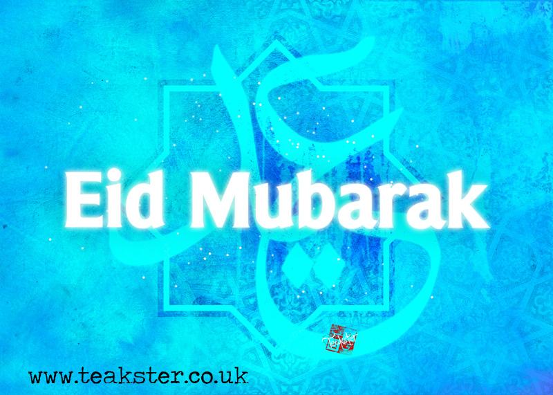 Eid Card XXIII by Teakster