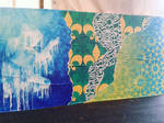 Islamic Art Mural by Teakster