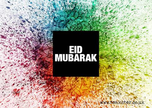 Eid Card XXVIII