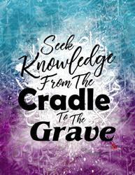 Seek Knowledge - WYA Limited Edition Print by Teakster