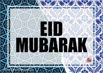 Eid Card XXIX by Teakster