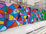 London Mural Festival 2020 by Teakster