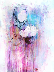 Prayer by Teakster