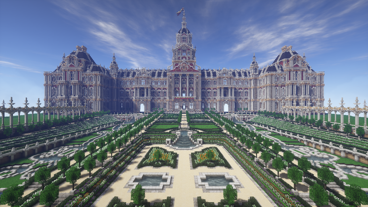 Palais Castaire Imperial Palace Of Castaire By