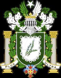 Marquisat du Romarin - Coat of Arms
